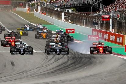 Explaining the magic of F1 brakes