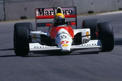 The unloved car that nearly cost Senna a title