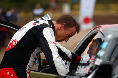 How is Meeke really getting on at Toyota?