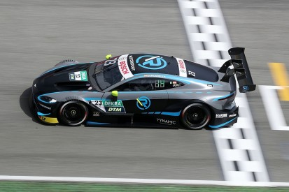 """The """"remarkable"""" debut that proves Aston's DTM intent"""