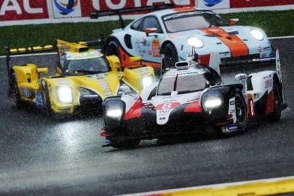 The rules crisis facing the World Endurance Championship