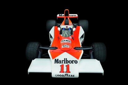The McLaren that won two drivers' titles