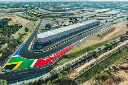 The full story of Kyalami's return to F1 relevance