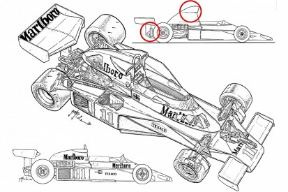 Piola selects his favourite F1 designs of all time