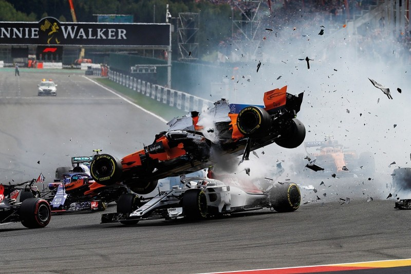 How F1's vital aero parts are made strong