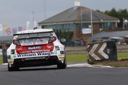 The polystyrene problem behind BTCC qualifying farce