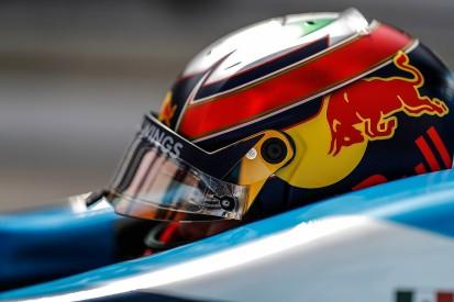 The driver thrust up Red Bull's junior queue