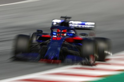 The contenders for a 2020 Toro Rosso seat