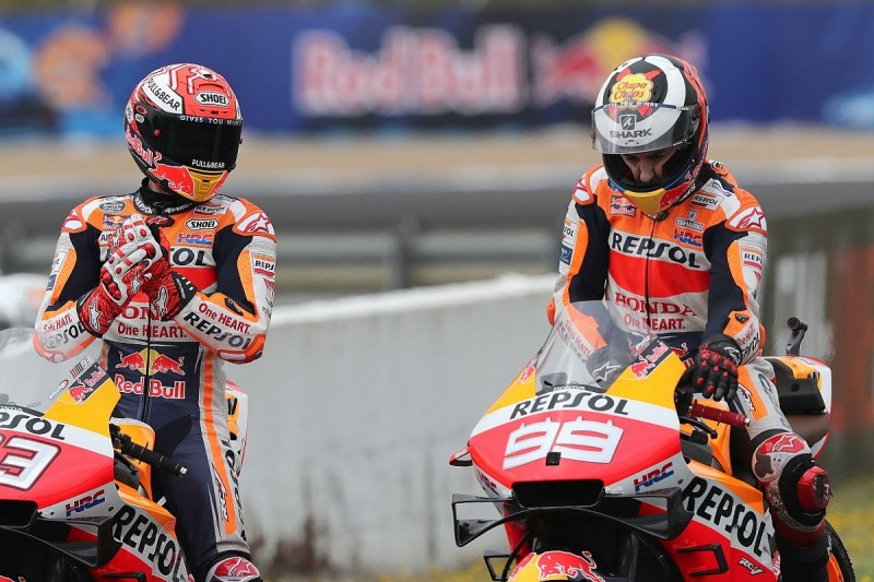 Why Honda's main 2019 MotoGP concern is not Lorenzo