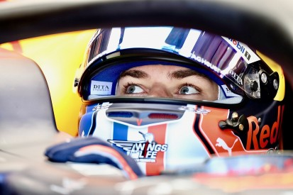 Why Gasly still has it in him to save his Red Bull drive