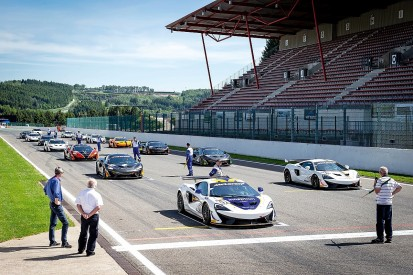 The most professional GT championship you've never heard of