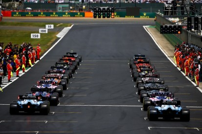 The weight concerns motivating F1's refuelling push