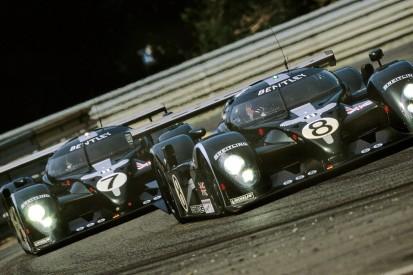 Farewell to the hero of Bentley's second motorsport coming