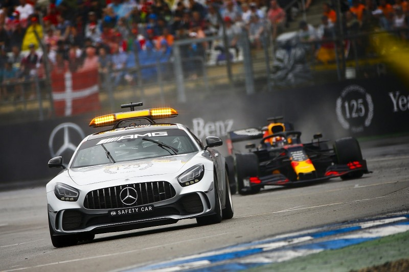 How German GP climax could've been even bigger shock