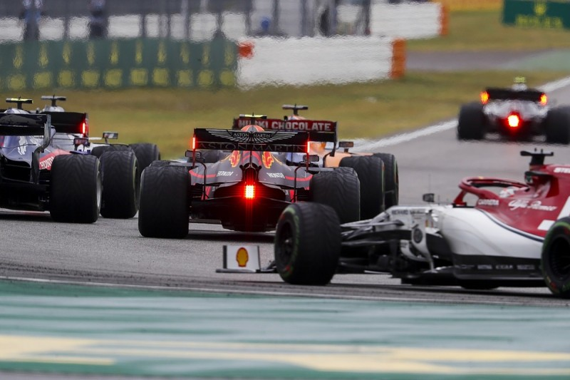 F1 doesn't need sprinklers to repeat German GP thrills