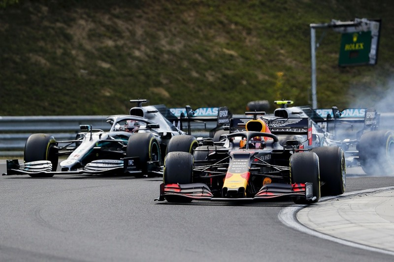 Red Bull hung Verstappen out to dry