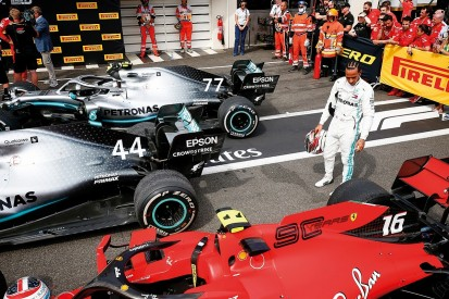 Pat Symonds' F1 2019 half-term report