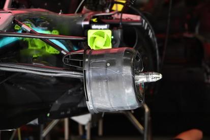 F1's brake duct tech war