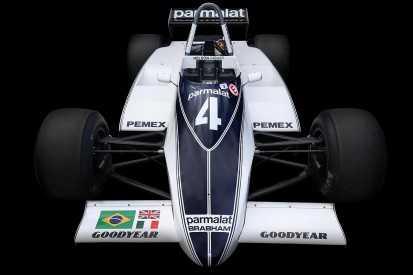 The car that revived Brabham as an F1 force