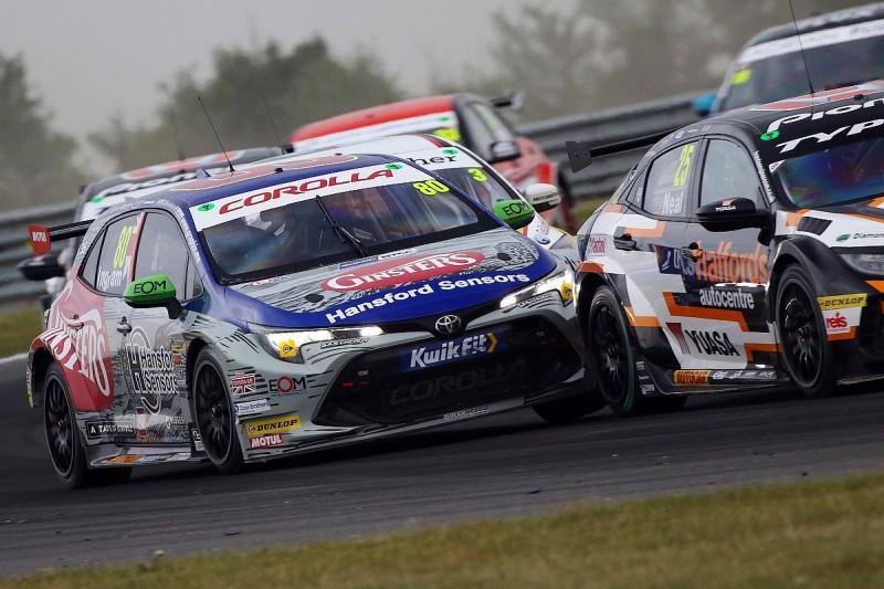 The other new BTCC car rivals should fear
