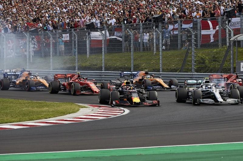 Gary Anderson ranks the F1 teams at mid-season