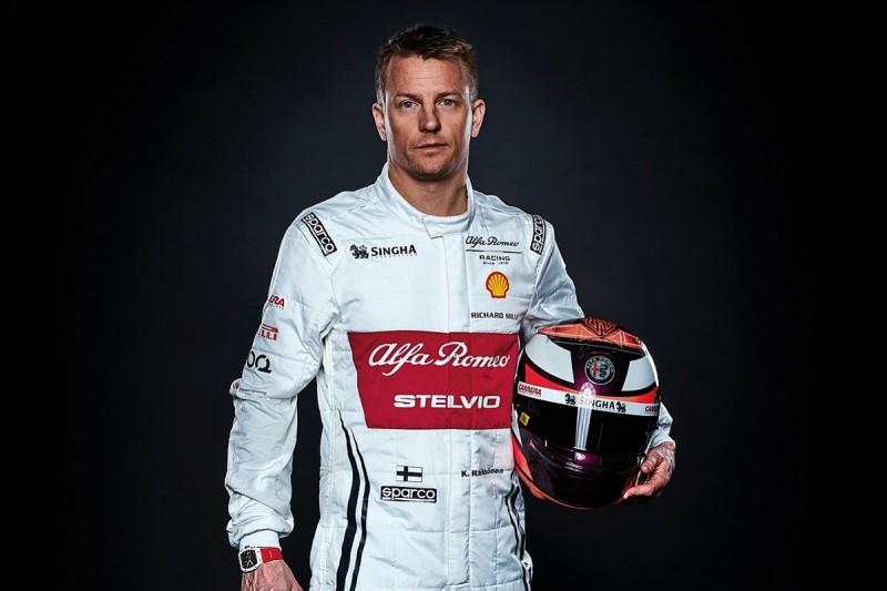 Raikkonen on fatherhood, fixing toilets and life after Ferrari