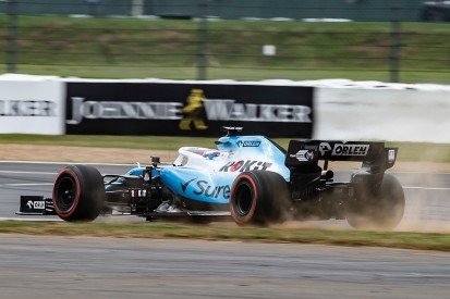 How to drive a bad F1 car