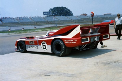 Talladega speed record - The 917's most outrageous feat