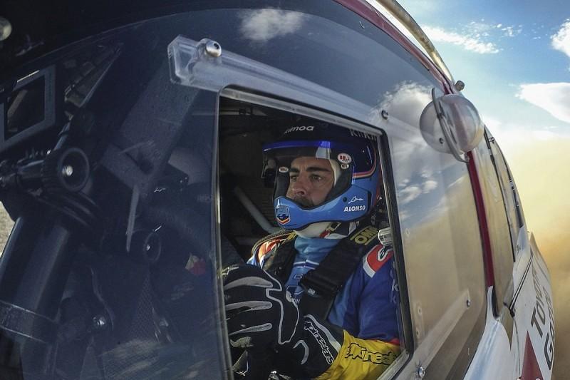Why Alonso must heed Loeb's Dakar failures