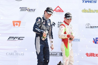 The young stars opening doors in IndyCar