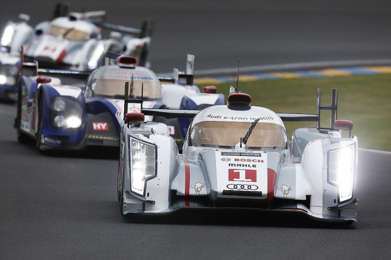 Judge LMP1 on its glorious high not its fall
