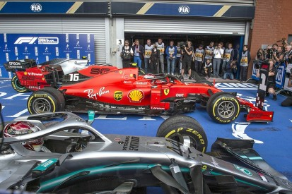 The day Leclerc stamped his authority on Ferrari and Vettel