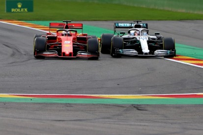 Gary Anderson: Ferrari and Mercedes both made Spa strategy errors