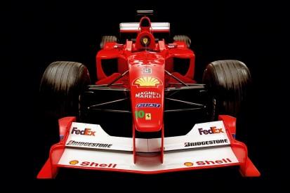 The car that restored Ferrari's F1 respectability