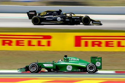 The F1 path from running Caterham to rehabilitating Renault