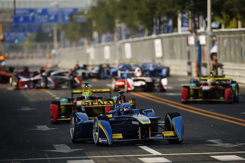 Our first impressions of Formula E