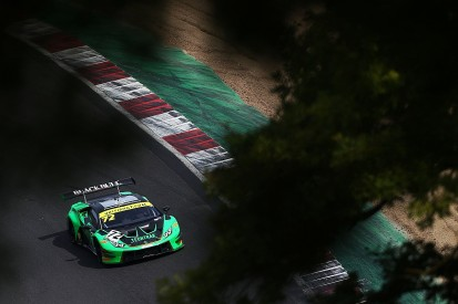 The team spat could shape British GT title decider