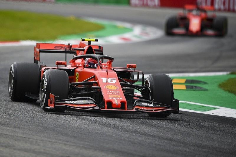 The seven-race streak in which Leclerc usurped Vettel
