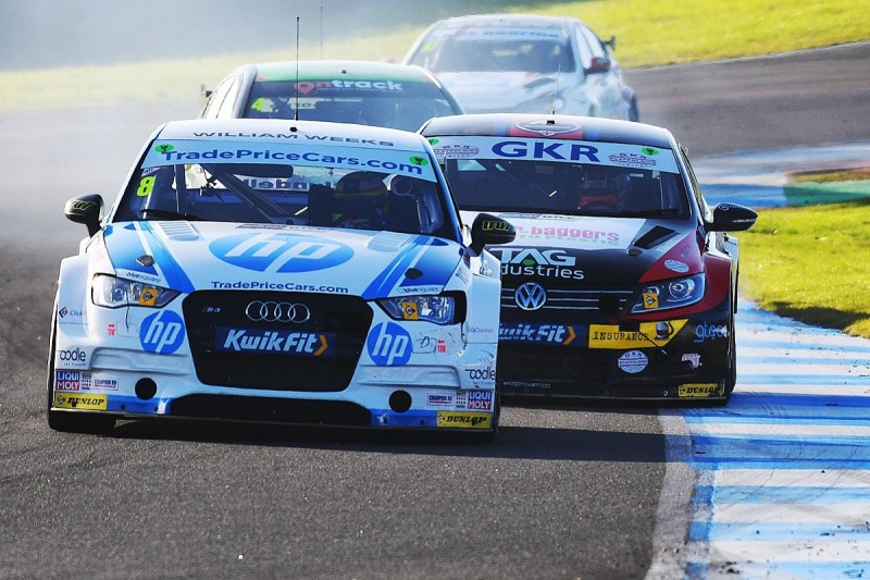 """Blundell opens up about """"painful"""" BTCC season"""