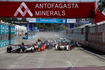 The top 10 Formula E drivers so far