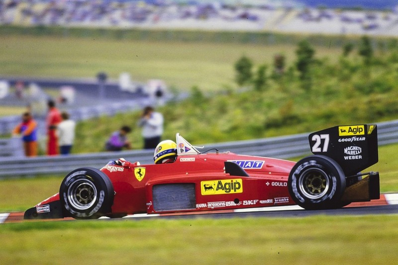 The Ferrari star who died for his passion