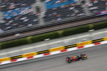 Why Red Bull might regret setting the Friday pace