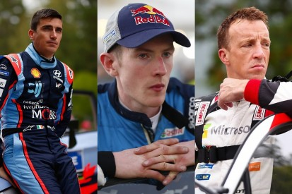 Can the 'home' WRC heroes win Rally GB?