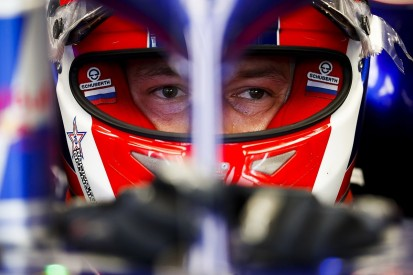 The surprise resurrection of a stalled F1 career