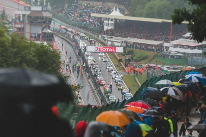 Surviving the 'toughest conditions in racing'