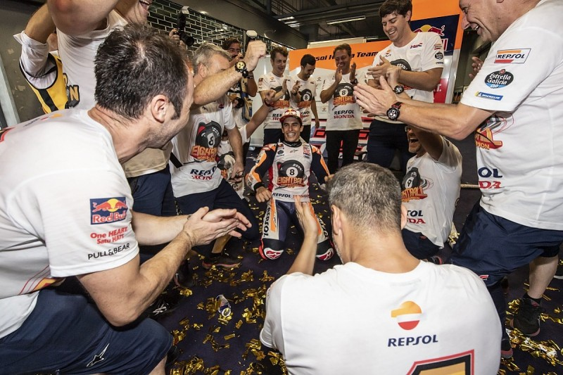 Why Marquez rates 2019 as his best title yet