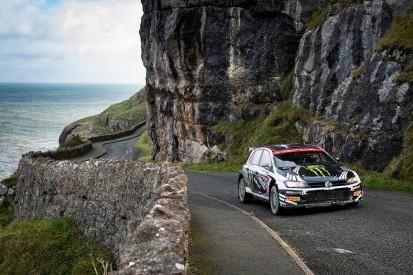 How a legend said farewell to the WRC