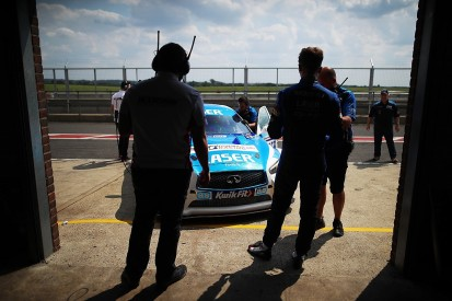 The engineering experts behind a BTCC Lazarus act