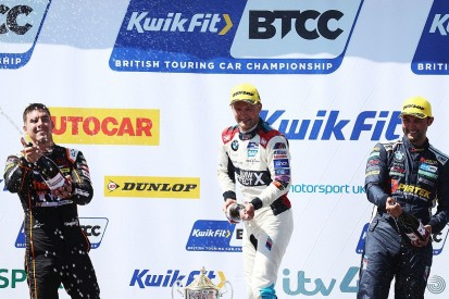 Did the right driver win the BTCC crown?