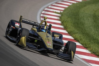 An F1 outcast's journey to an IndyCar giant